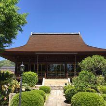 大内義隆氏の菩薩寺