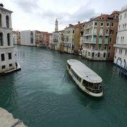 ヴェネツイアの大運河