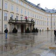 プラハ観光の中心地