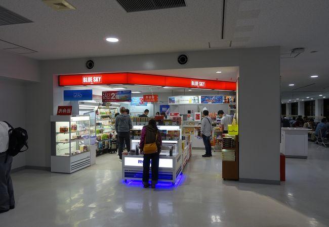 ジャルックス 女満別空港 ゲートショップ