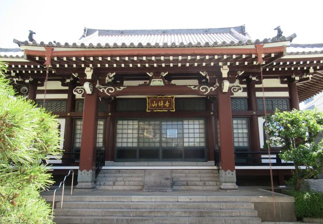 光明寺・与三郎の墓