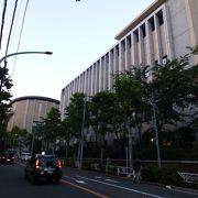 東京の超一等地