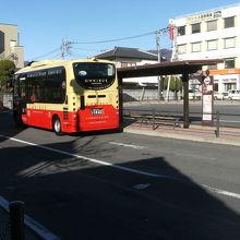河口湖 西湖 周遊 レトロバス オムニバス (富士急山梨バス)