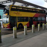 コスパ抜群の空港アクセスバス