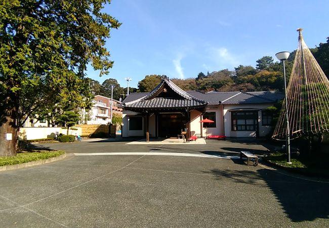 松聲閣 (新江戸川公園)