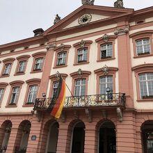 ゲンゲンバッハ市庁舎
