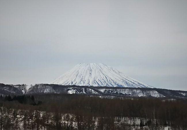 京極町ビューポイント駐車場