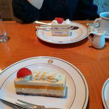 ホテルニューグランド ザ・カフェ