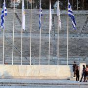 古代オリンピックを引き継いでいるパナティナイコ スタジアム