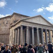 現存するローマ最古の建築物。ミサンガ売りに気を付けて!