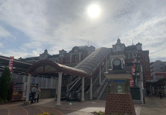 東京駅をモチーフ
