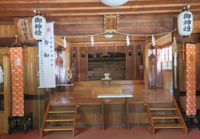 日吉神社 (郡上市)