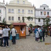 旧市街の中心広場
