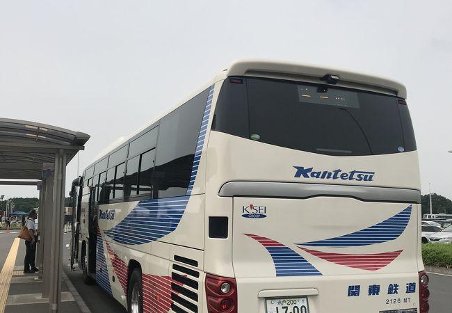 高速バス (関東鉄道バス)