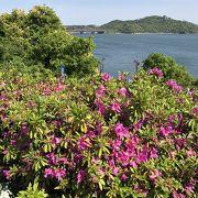 浜名湖パーキングエリアからの眺め