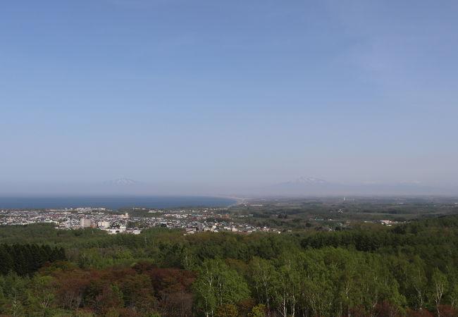 天都山展望台