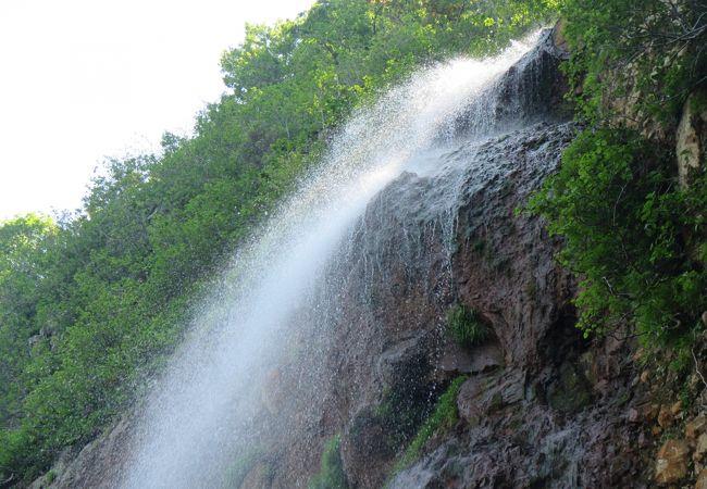 古部の大滝