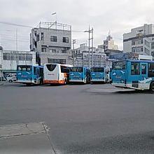 路線バスのターミナルが近い!