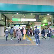 秋にこの駅周辺で行われるジャズフェスティバルは、最高!