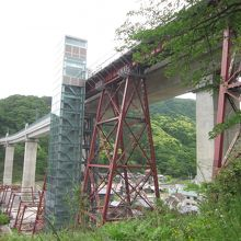 余部鉄橋(余部鉄橋空の駅)