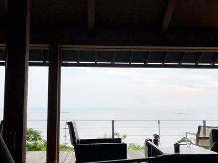 知多半島 海のしょうげつ 写真