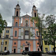 フランシスコ ザビエル教会 (イエズス教会)