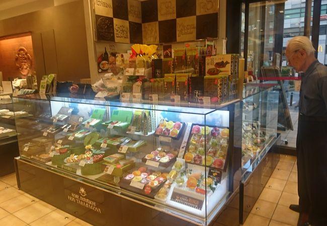 本高砂屋 アトレ目黒店