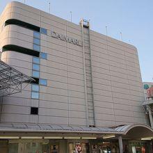 高知県内唯一のデパート