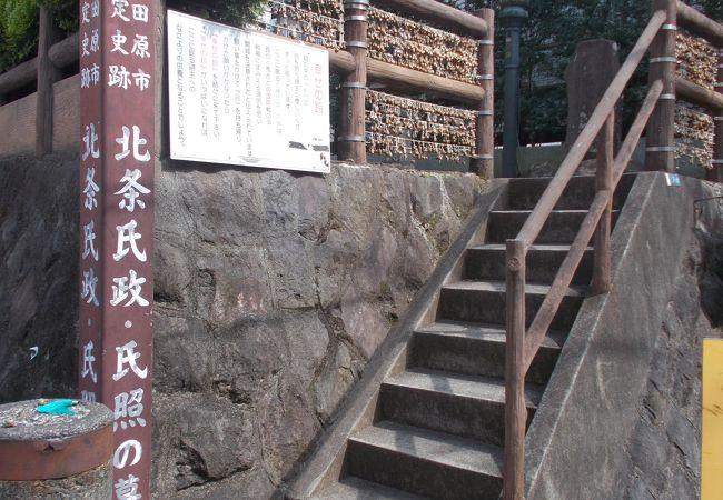 北条氏政 氏照の墓所
