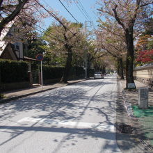 小田原市内の南のエリアにあります。