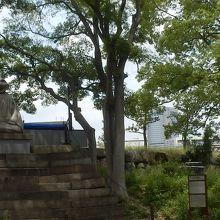 大阪城内に伏見櫓があっても違和感がない櫓