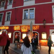チェコで最初のカフェ