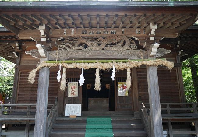 平沢 御嶽神社