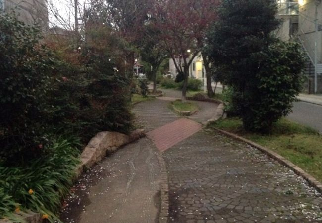 滝の川せせらぎ緑道