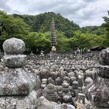 化野念仏寺 西院の河原