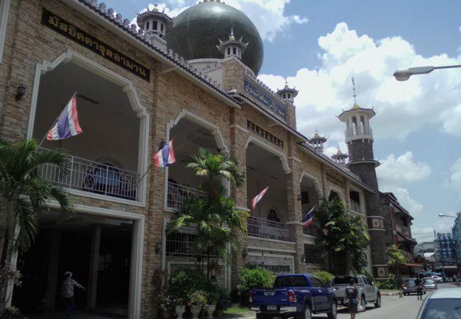 Darul Aman Mosque