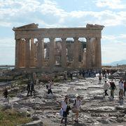 アテネ観光で必見のアクロポリス