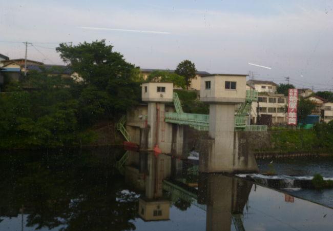 摺上川ダム