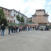 フォロロマーノ:コロッセオとの共通チケットは1日のみ有効なので要注意