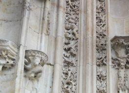 サラマンカ新旧大聖堂 (カテドラル)