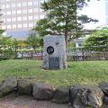 写真:札幌市立中央創成小学校跡