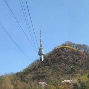 ソウルの景色を堪能しました。
