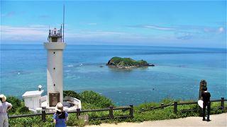 石垣島最北端の国内屈指の絶景スポット