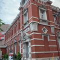写真:大分銀行 赤レンガ館