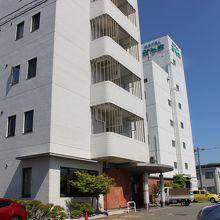 ビジネスホテル みやま<山口県>