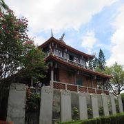 台南を代表する歴史史跡。