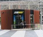 サブウェイ(アデレード空港店)
