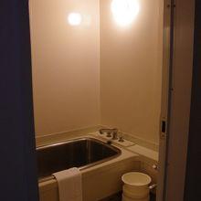 洗い場ありの風呂、これは使いやすい