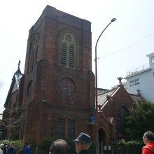 京都の教会