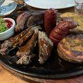 トナカイ肉堪能ディナー